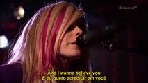 Avril Lavigne - Tomorrow (Acoustic Live) Legendado em PT/ENG