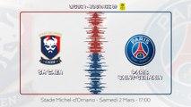 Caen - Paris Saint-Germain : La bande-annonce