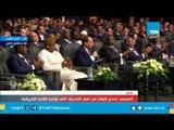 السيسي يعلن لأول مرة عن دخل قناة السويس عامي 2017 و2018