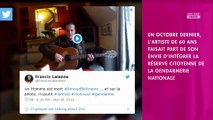 Francis Lalanne écarté par la gendarmerie nationale ? Il fait une mise au point