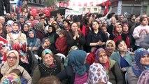 AK Parti Sözcüsü Çelik, AK Parti'nin Seyhan mitingine katıldı - ADANA