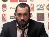 """Jean-Marc Doussain : """"On va s'accrocher jusqu'au bout"""""""