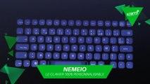 TECH - Nemeio, le clavier e-paper 100% personnalisable !