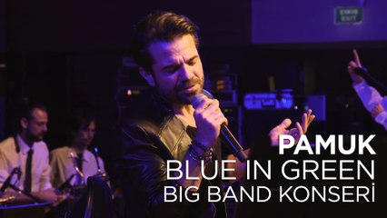 Kenan Doğulu - Pamuk | Kenan Doğulu Swings With Blue In Green Big Band Konseri #Canlı