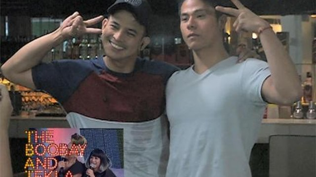 TBATS: Jason Abalos pretends to be gay to prank a waitress