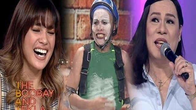TBATS: Tetay at Andrea Torres, nakigulo kina Boobay at Tekla!