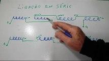 Ligações série e paralelo das bobinas dos Motores elétricos