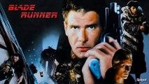 Blade Runner movie (1982) - Ridley Scott, Harrison Ford