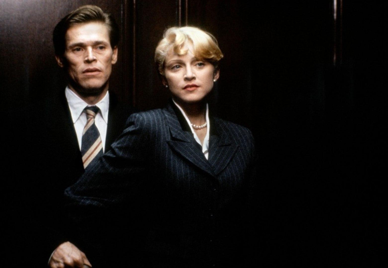Body of Evidence movie (1993) - Madonna, Willem Dafoe
