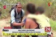 Venezuela: militares impidieron ingreso de niño en silla de ruedas por frontera con Colombia