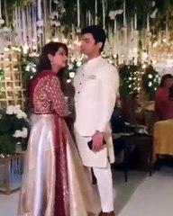 fawad khan beautiful video with wife