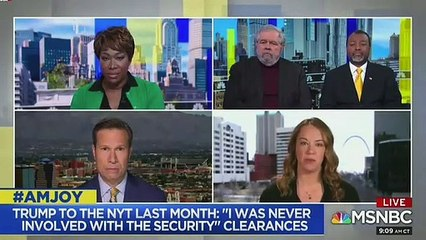 Sarah Kendzior On Msnbc Indict Jared Kushner Video Dailymotion