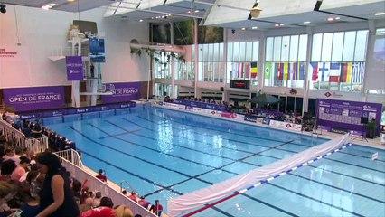 Open de France de natation artistique - Duo libre
