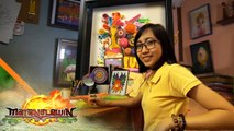 Matanglawin: Rechelle Teves shares her passion for paper quilling