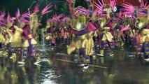 -  Rio Karnavalı Şiddetli Yağmura Rağmen Coşkulu Başladı