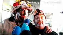 Zef fait chapelle au carnaval de Dunkerque