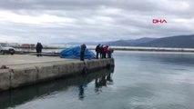Sinop Gerze Limanı'nda Erkek Cesedi Bulundu