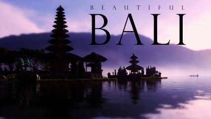Beautiful Bali In 4k
