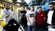 Valence : les étudiants de BTS du lycée Algoud-Laffemas réalisent un quad électrique