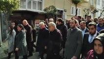 AK Parti İbb Başkan Adayı Binali Yıldırım'ın Adalar Ziyareti