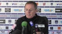 Eric Bedouet explique qu'il ne vit pas bien la situation des Girondins