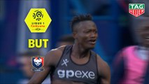 But Casimir NINGA (56ème) / SM Caen - Paris Saint-Germain - (1-2) - (SMC-PARIS) / 2018-19