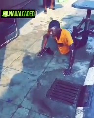 [Naijaloaded] See What Happened To This Young Boy After Smoking Colorado (1)
