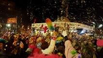 Fin du rigodon du Carnaval de Dunkerque