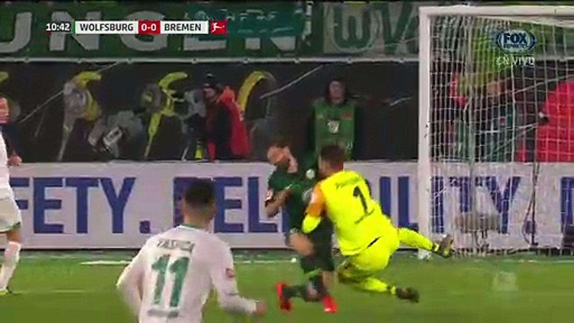Exclusivo: Así de férreo se juega en la Bundesliga