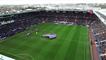 Images exclusives du match SMCaen - Paris SG