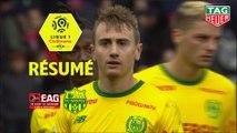 EA Guingamp - FC Nantes (0-0)  - Résumé - (EAG-FCN) / 2018-19