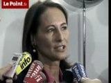 Ségolène Royal réagit aux propos de Nicolas Sarkozy
