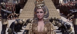 Cleopatra Movie (1963) Elizabeth Taylor, Richard Burton, Rex Harrison
