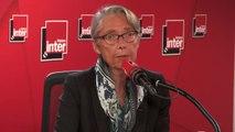 """Élisabeth Borne : """"Depuis la fusion, on ne peut pas dire que KLM en ait souffert : au contraire, son chiffre d'affaires a été multiplié par deux"""""""