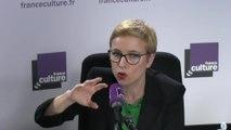 """Clémentine Autain:  """"Notre responsabilité politique est d'ouvrir l'espoir par la mise en perspective qu'il est possible d'améliorer la vie."""""""