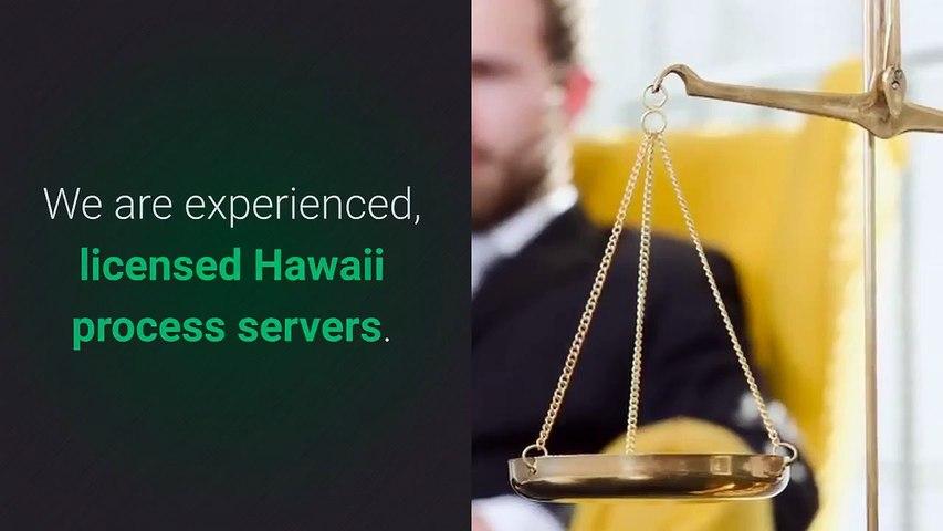 Process server Honolulu | www.nokaoiprocessserving.com | Call us 808–278–8974