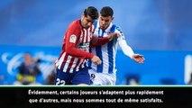 26e j.- Simeone salue l'adaptation express de Morata