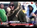 Mulan Jameela Jenguk Ahmad Dhani