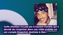 Illan : il balance des dossiers sur Vanessa Lawrens, Laurent Correia le tacle !