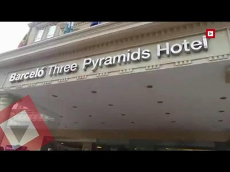 اتفرج  آثار الهجوم الإرهابي على فندق الأهرامات الثلاثة