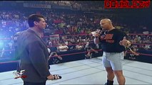 Vince McMahon Surrenders the WWF Championship - 9-20-1999 Raw