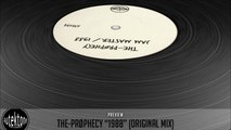 THE-PRØPHECY - 1988 (Original Mix) - Official Preview (Autektone Records)