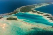 La polynésie française : l'archipel des Tuamotu