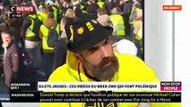 """EXCLU - Gilet jaune - Jérôme Rodrigues: """"Maintenant que j'ai un oeil crevé, qu'est-ce que je vais devenir ? Qu'est-ce que je fais aujourd'hui ?"""" - VIDEO"""