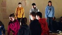 Education artistique : Spectacle du collège de Saint-Savin (février 2019)