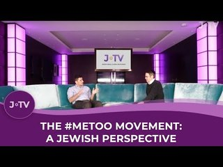 The #MeToo movement: a Jewish perspective