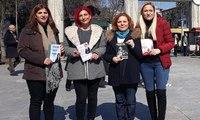 Bakırköy'de kadın muhtar adaylarından
