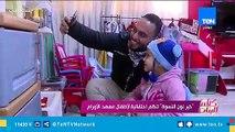 تقرير| خير نون النسوة تنظم احتفالية لأطفال معهد الأورام