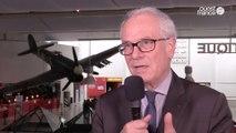 Assises de la Normandie 2019. Serge Barcellini, Président du Souvenir français
