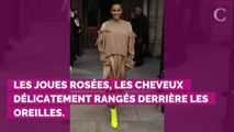 PHOTOS. Tina Kunakey : ses looks de femme fatale à la Fashion Week de Paris